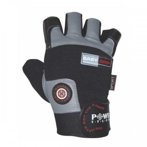 Power System Easy Grip Γάντια Γυμναστικής PS-2670 Black