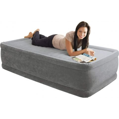 Amila Comfort-Plush Elevated Airbed 64412