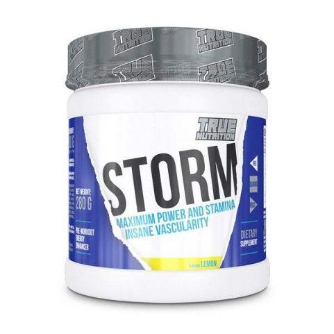 True Nutrition Storm 280gr Lemon