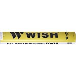 Wish Μπαλάκια Φτερού Αγώνων Badminton 42008