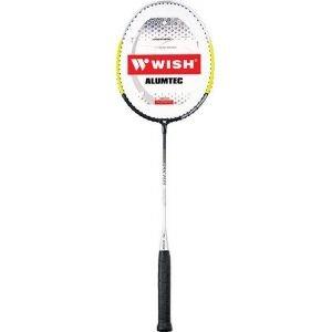 Wish Ρακέτα Badminton Alumtec 327 42081