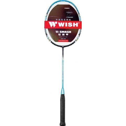 Wish Ρακέτα Badminton Ti Smash 666 42102
