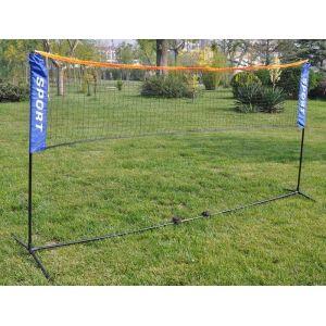 Δίχτυ με στύλους Badminton 42768