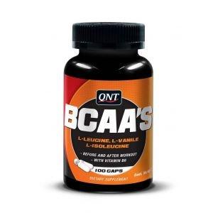 QNT BCAA'S 100 caps