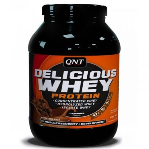 QNT Delicious Whey Protein 350g