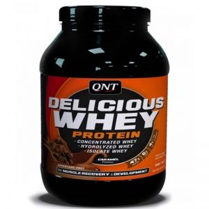 QNT Delicious Whey Protein 2.2kg