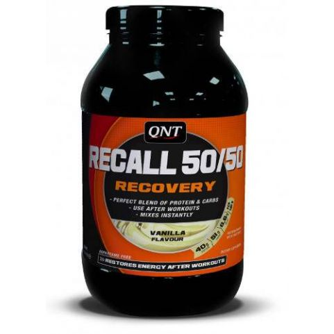 QNT Recall 50-50 Protein Muscle 1.5kg