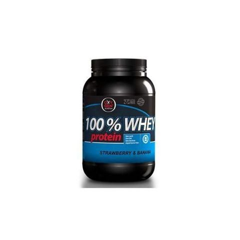 Oxygen Nutrition 100% Whey 1000gr White Strawberry
