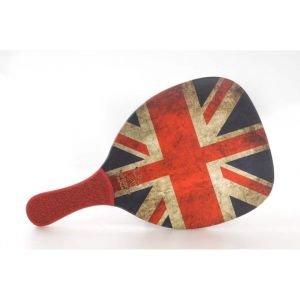 Ρακέτα Παραλίας MORSETO FASHION England Flag
