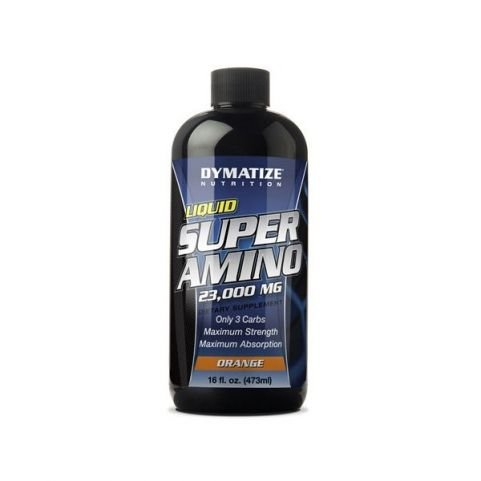 DYMATIZE LIQUID SUPER AMINO 23.000 473 ml