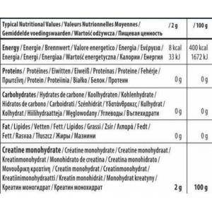 QNT Creatine Monohydrte 800gr
