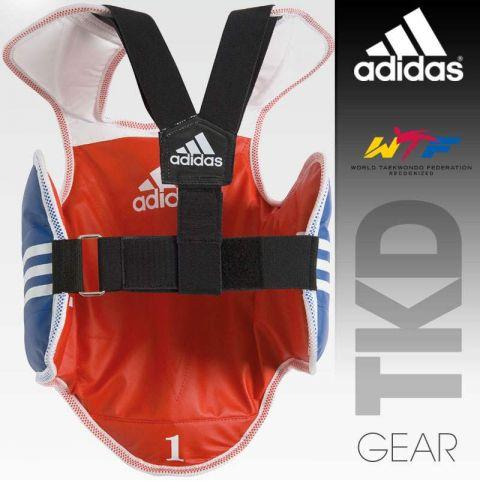 Taekwondo WTF Body Protector adidas KIDS