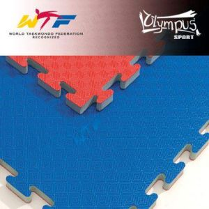 Sport Floor Mats EVA Foam 25mm WTF Approved 740504