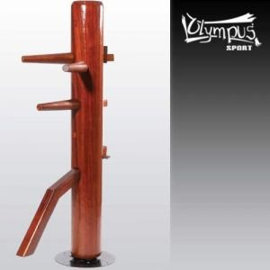 Wooden Dummy - Spinning Stand Free 4080209