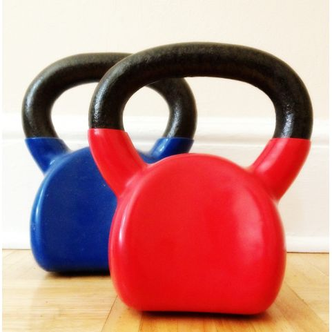 Power Force Kettlebell | Contour | Βινυλίου kettl-1016