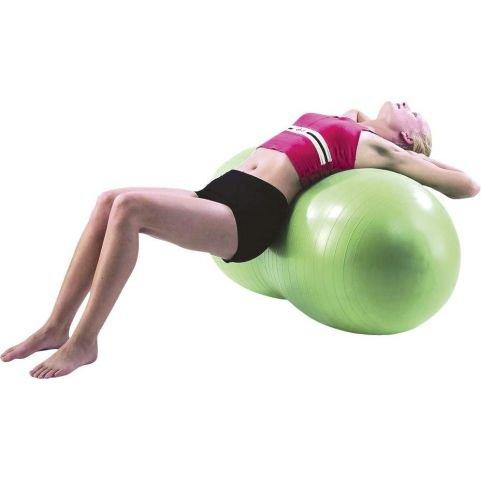 Amila Μπάλλα Kινησιοθεραπείας Peanut Ball Φ60cm  48097