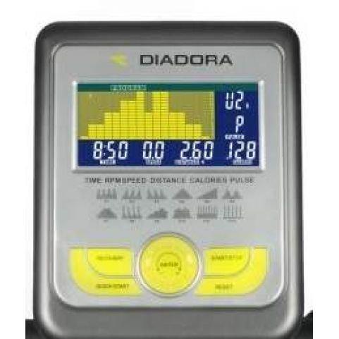 Μόνο για Ενοικίαση Diadora Ελλειπτικό E-Rider Cross   Ελάχιστος χρόνος Μίσθωσης 60 ημέρες