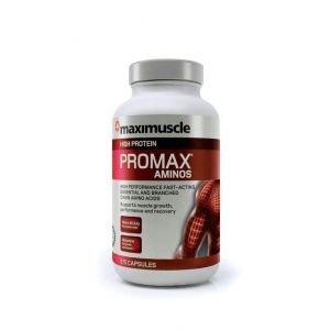 Maximuscle Promax Aminos 275tabs