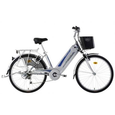 MI.GI Francy 26 Ασημί e Bike