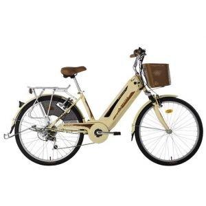 MI.GI Francy 26 Κρέμ e Bike