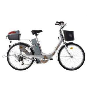 MI.GI Sissy 24 Ασημί e Bike