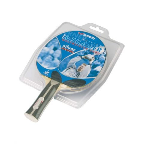 Butterfly Ρακέτα Ping Pong  Werner Schlager Silver 42511