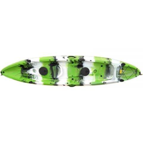 Argo Καγιάκ Poseidon SOT Full 2+1 Ατόμων Πράσινο