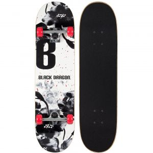 Black Dragon Skateboard Street Natives BZR