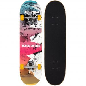 Black Dragon Skateboard Street Natives WGF