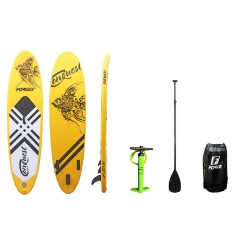 Force Φουσκωτή Σανίδα SUP Conquest 10΄ - 305cm