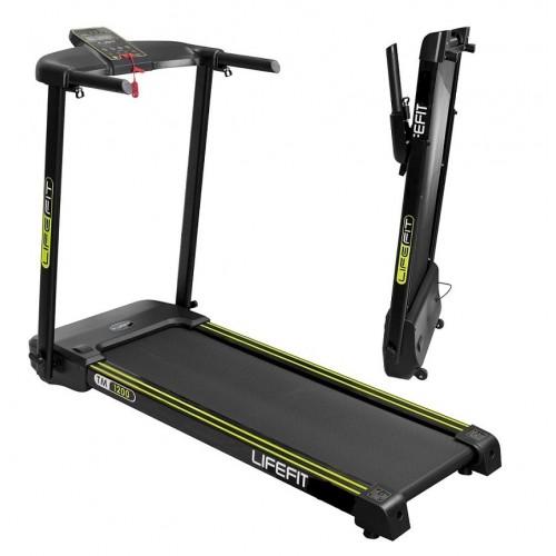 Life Fit TM1200 Ηλεκτρικός Διάδρομος γυμναστικής 1.7PHP