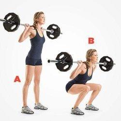 Μάθε πως θα κάνεις σωστό squat