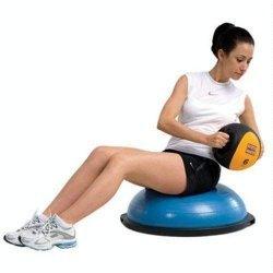 4 ασκήσεις ισσοροπίας και ενδυνάμωσης με μπάλα Bosu