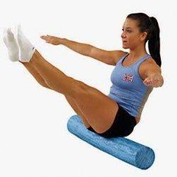 Foam Roller το βασικό εργαλείο στην άσκησή μας!